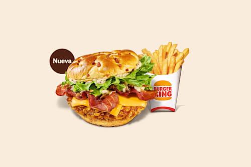 Menu De Burger King Tres Cantos En Tres Cantos Pide Comida A