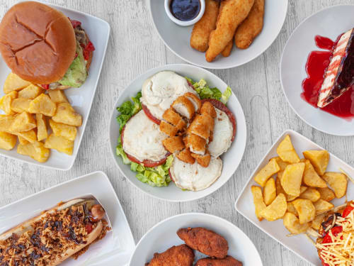 hamburguesa envio domicilio madrid