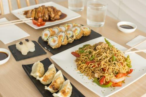 restaurantes sushi envio domicilio madrid
