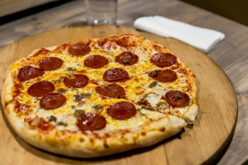 Pizzas Cont.