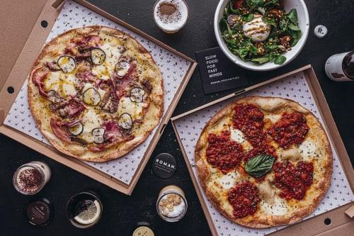 Roman Pizza Terrassa En Terrassa Horarios Y Zonas De Entrega