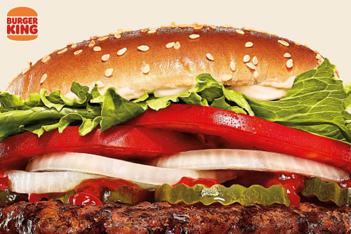 Burger King Baggot St In Dublin 4 Order Food For Delivery Or Takeaway Online Now Just Eat Ie