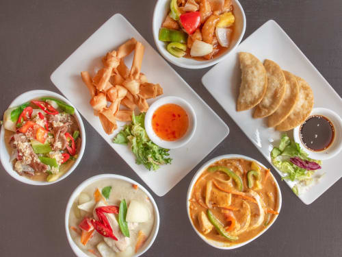 Khor Asian Chinese Cuisine In Co Cork Order Food For
