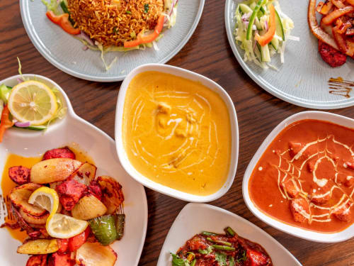 Spice Indian Cuisine in Co  Cork - Order food for delivery or