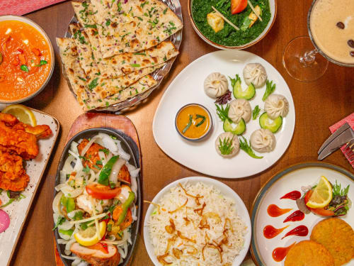 Kathmandu Kitchen In Dublin Order Food For Delivery Or