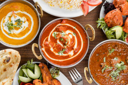 Jimmys House of Spice in Cork - Order food for delivery or