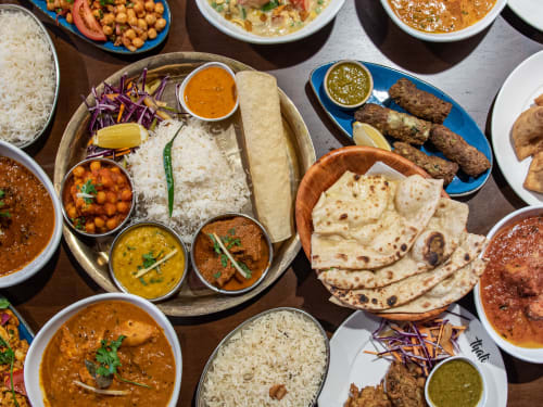 Thali Restaurant in Co Cork - Order food for delivery or