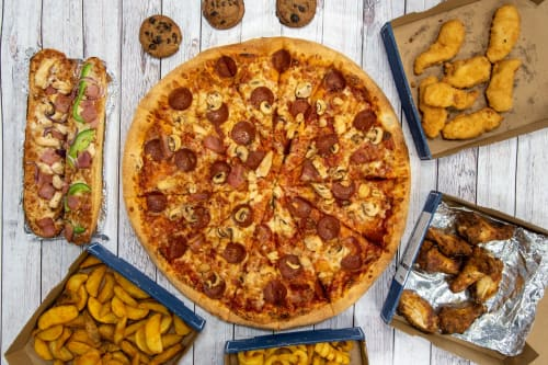 Four Star Pizza Tralee In Tralee Order Food For Delivery