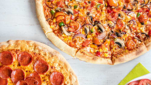 Apache Pizza Bayside In Dublin Order Food For Delivery Or