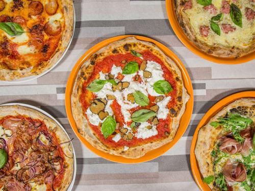Pizzeria a Metro Biancaneve 2 - Firenze: Ordina Online a ...