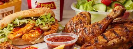 Peri Peri Restaurants And Takeaways In Shirley B90 Just Eat