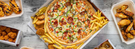 Chicken Restaurants And Takeaways In Blackburn Bb1 Just Eat