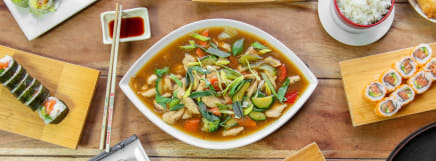 Chinese restaurants and takeaways in Silverwood, BT66 | Just Eat