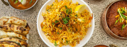 Indian Restaurants And Takeaways In Dollar Fk14 Just Eat