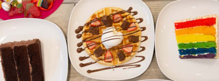 Desserts Restaurants And Takeaways In Gilesgate Dh1 Just Eat
