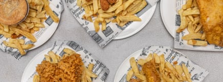 Fish And Chips Restaurants And Takeaways In Lowestoft Nr32