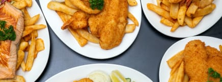 Fish And Chips Restaurants And Takeaways In Barnet En5