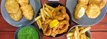 Fish And Chips Restaurants And Takeaways In Coventry Cv6