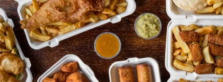 Fish And Chips Restaurants And Takeaways In Bristol Bs5