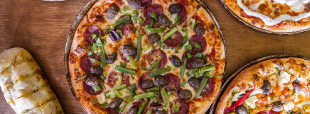 Pizza Restaurants And Takeaways In Dorking Rh4 Just Eat
