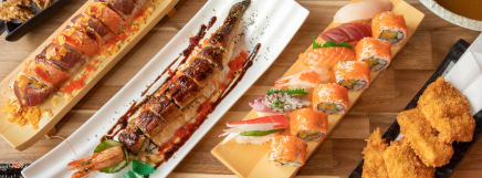 Sushi Restaurants And Takeaways In Meanwood Ls6 Just Eat