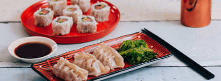 Sushi Restaurants And Takeaways In Mill Hill Nw7 Just Eat