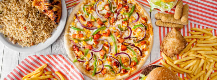 Pizza Restaurants And Takeaways In Luton Lu4 Just Eat