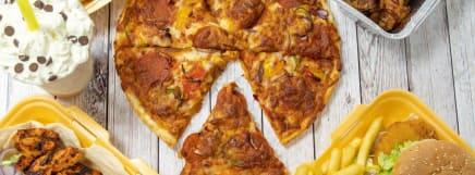 Pizza Restaurants And Takeaways In Birmingham B46 Just Eat