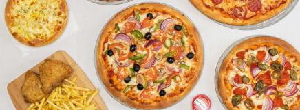 Pizza Restaurants And Takeaways In Dagenham Rm9 Just Eat