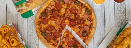 Pizza Restaurants And Takeaways In Ballynaghty Bt62 Just Eat