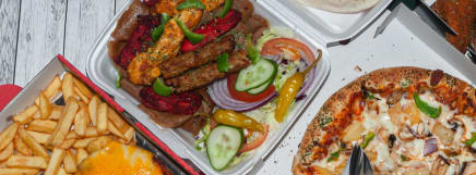 Restaurants And Takeaways In Middlesbrough Ts1 Just Eat
