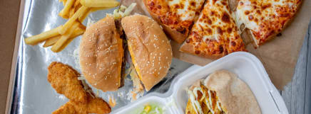 Burgers Restaurants And Takeaways In Birstall Le4 Just Eat