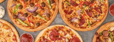 Pizza Restaurants And Takeaways In Hoddesdon En11 Just Eat