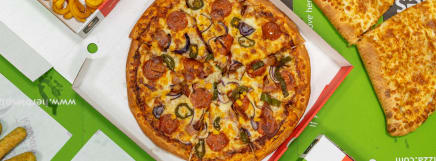 Pizza Restaurants And Takeaways In Wokingham Rg40 Just Eat