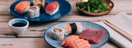 Sushi Restaurants And Takeaways In Friern Barnet N11 Just Eat