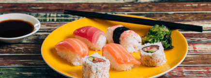 Sushi Restaurants And Takeaways In Golders Green Nw11