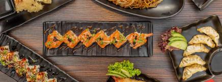 Sushi Restaurants And Takeaways In Barnet En4 Just Eat