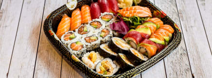 Sushi Restaurants And Takeaways In Forest Hill Se23 Just Eat