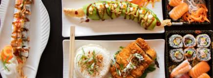 Sushi Restaurants And Takeaways In Gravesend Da11 Just Eat