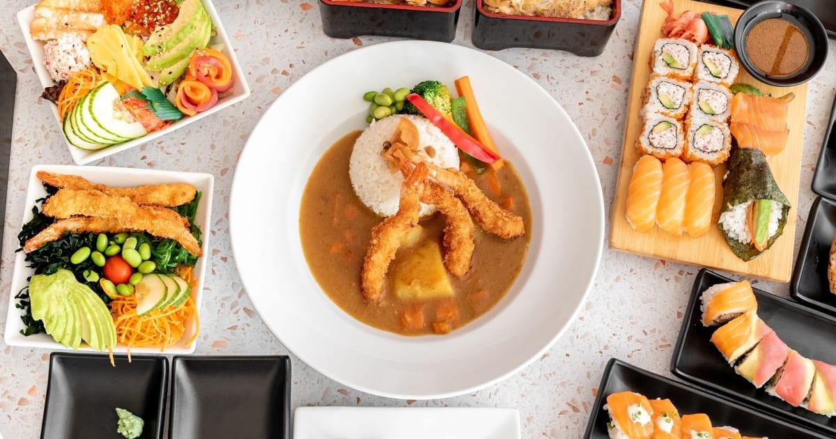 Japonés Kyoto En Sant Andreu De La Barca Pedido De Just Eat