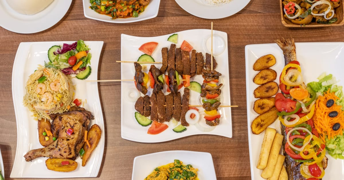 De Mama S Kitchen Restaurant Menu In Enfield Order From Just Eat