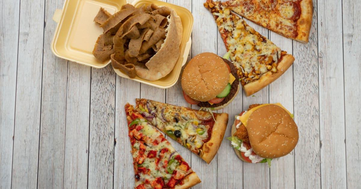 Pizza La Fonte Restaurant Menu In Leeds Order From Just Eat