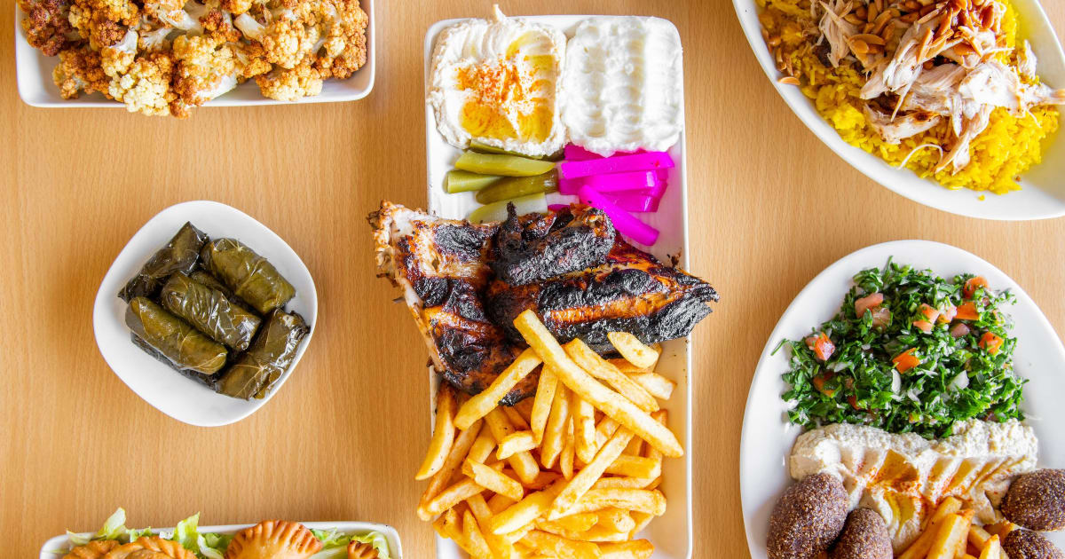Peckish Restaurant Menu In Huddersfield Order From Just Eat