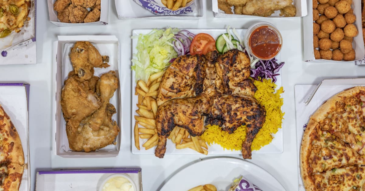 Chunky Chicken Restaurant Menu In Cardiff Order From Just Eat