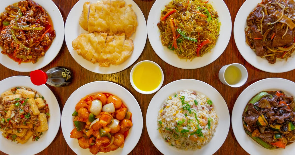 Woks Cooking Halal Chinese Restaurant Restaurant Menu In London Order From Just Eat