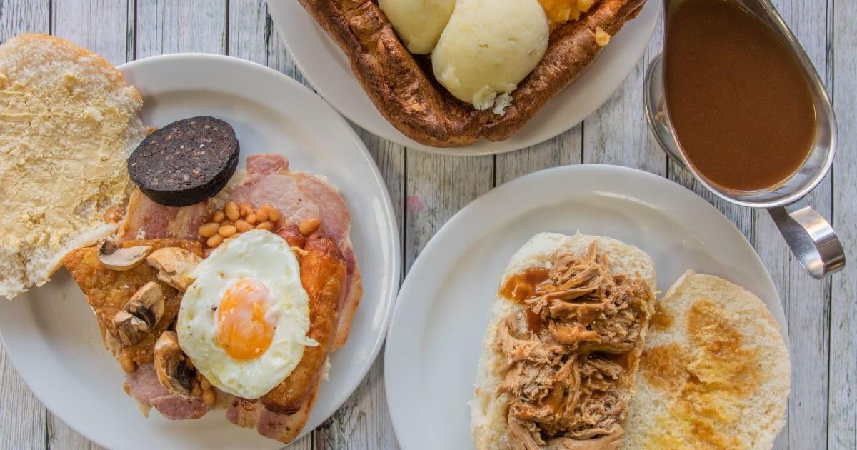 Masons Restaurant Menu In Hartlepool Order From Just Eat