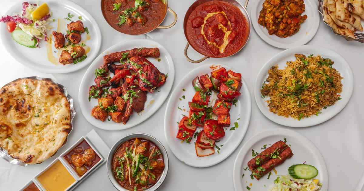 Raj Darbar restaurant menu in Buckinghamshire - Order from ...
