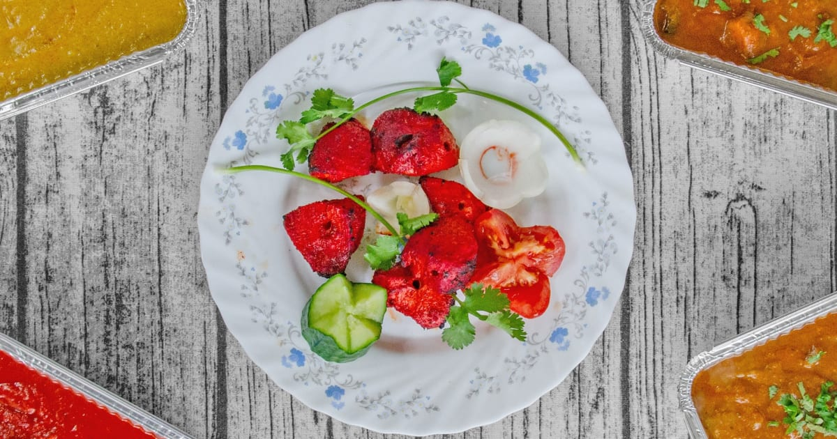 Roe Lee Indian Takeaway In Blackburn Order From Just Eat