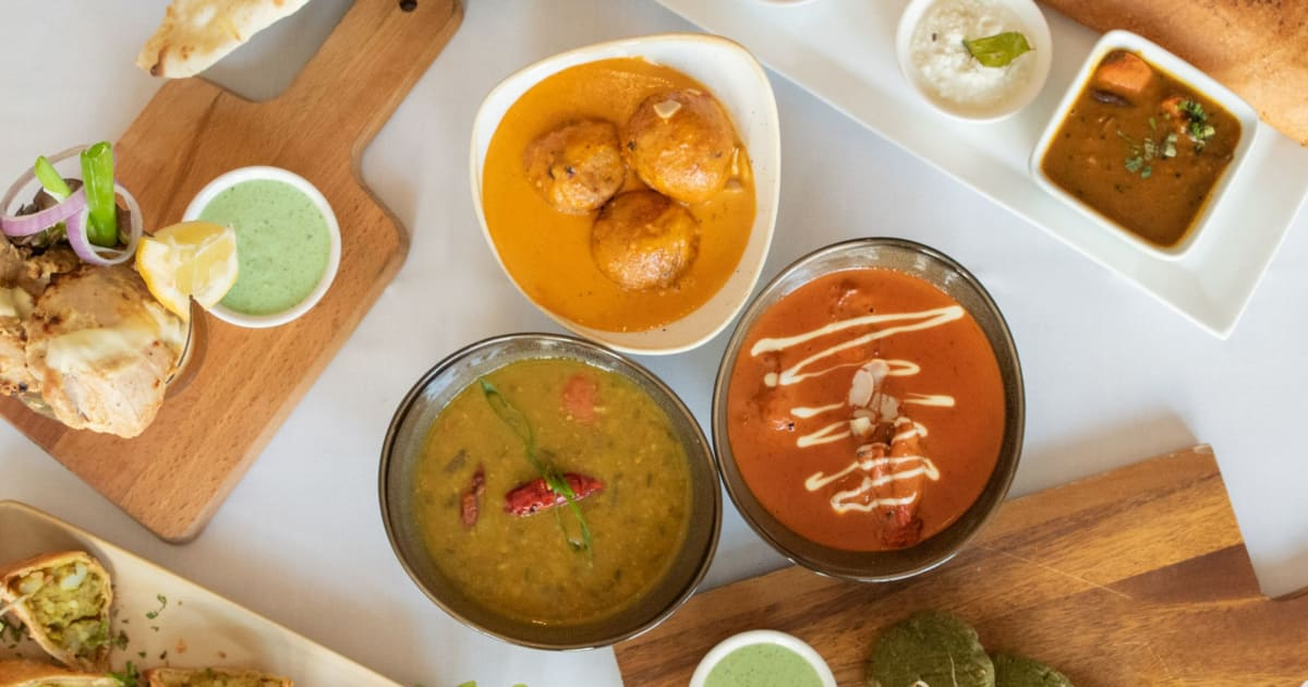 Cloves Indian Takeaway Limited Restaurant Menu In Essex Order From Just Eat