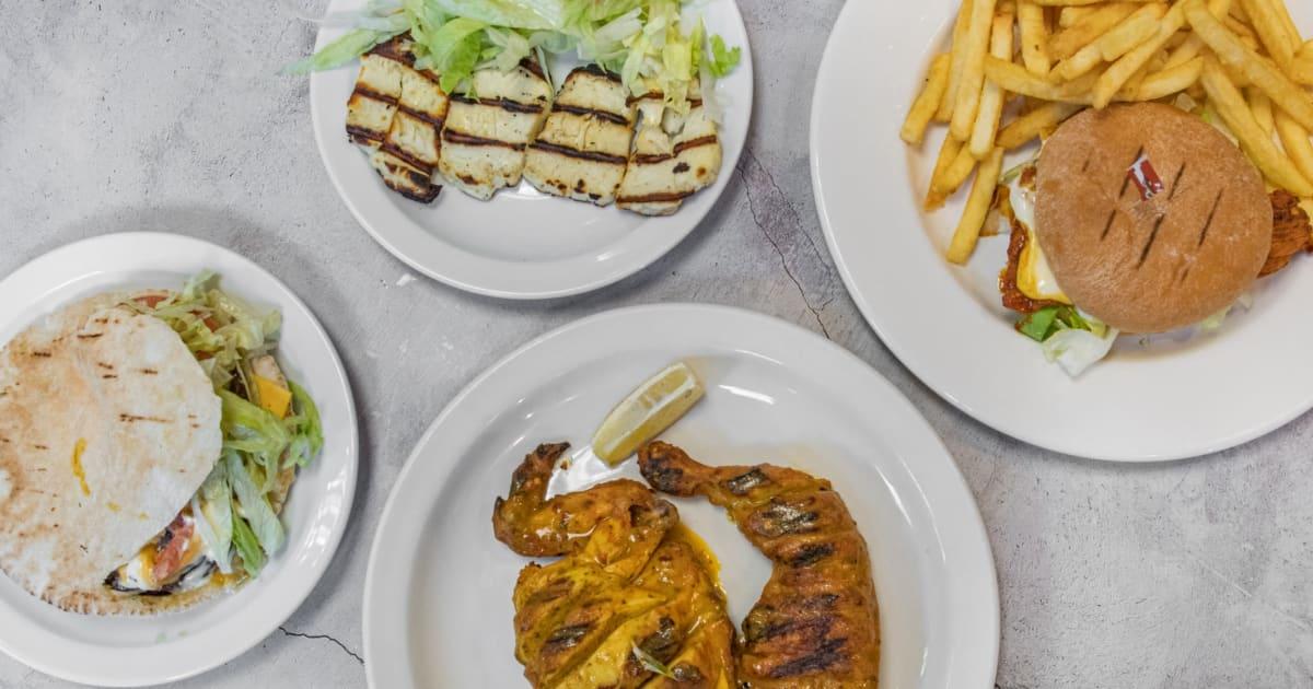 peri peri cottage in uxbridge  restaurant reviews